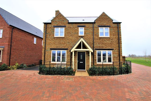 Thumbnail Detached house for sale in George Parish Road, Banbury