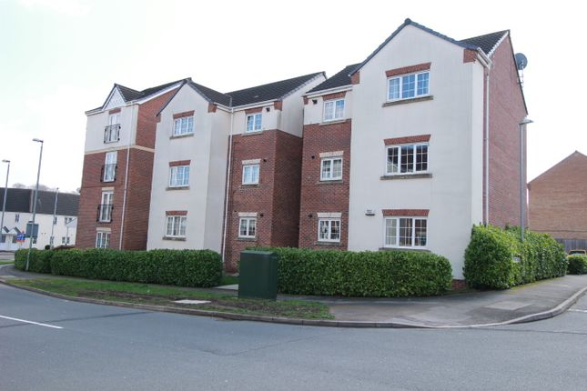 Thumbnail Flat for sale in Black Rock Way, Mansfield