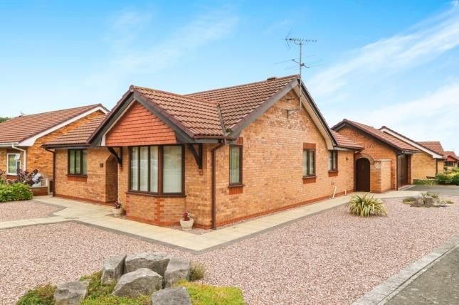 Thumbnail Bungalow for sale in Ffordd Tan'r Allt, Abergele, Conwy