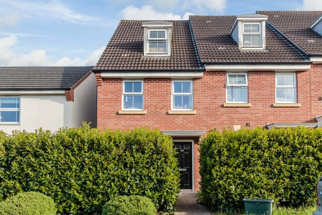 Thumbnail End terrace house for sale in Perry Road, Bristol, North Somerset