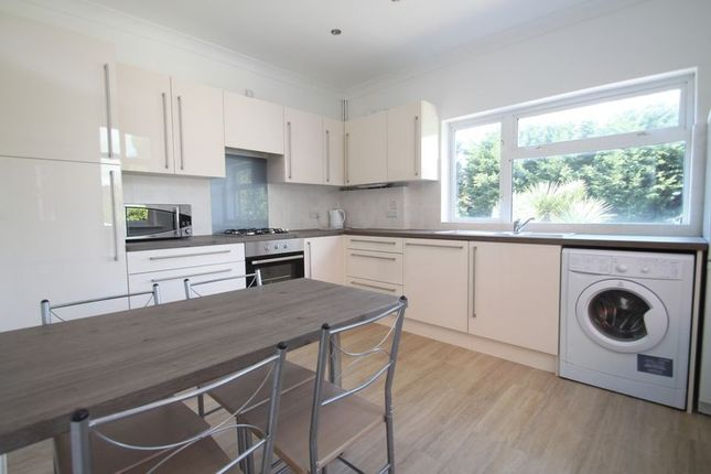 Thumbnail Detached house to rent in Crichel Road, Winton, Bournemouth