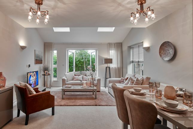Thumbnail Detached house for sale in The Remington, Off Commonside Road, Harlow