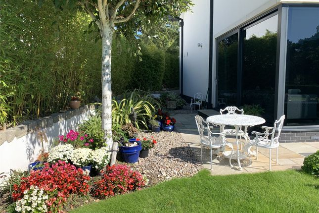 Garden Area of Canford Heights, 6 Haig Avenue, Canford Cliffs, Poole BH13