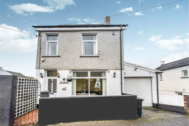 Thumbnail Detached house for sale in Vaughan Street, Dowlais, Merthyr Tydfil