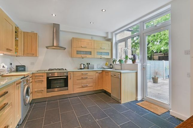 3 bed terraced house for sale in Wellfield Road, London