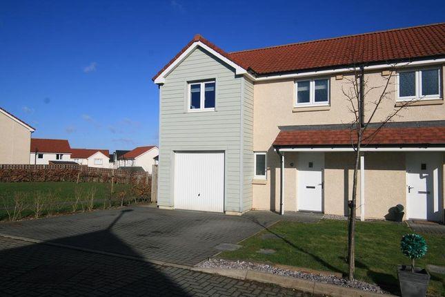 Thumbnail Semi-detached house for sale in Rowan Walk, East Calder
