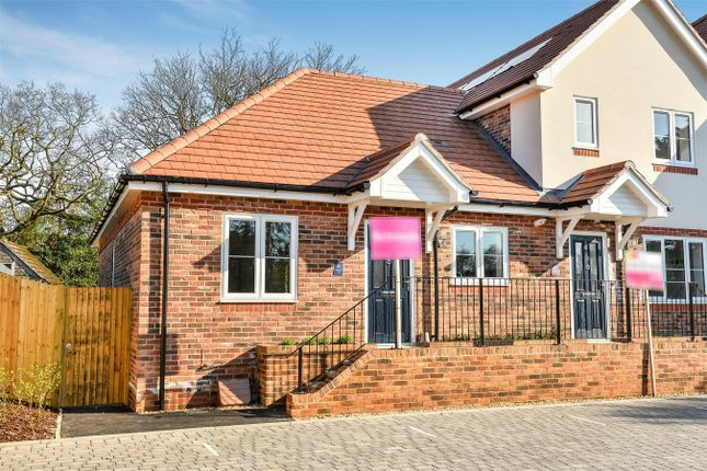 Thumbnail Semi-detached bungalow for sale in Hobb Lane, Hedge End, Southampton, Hampshire