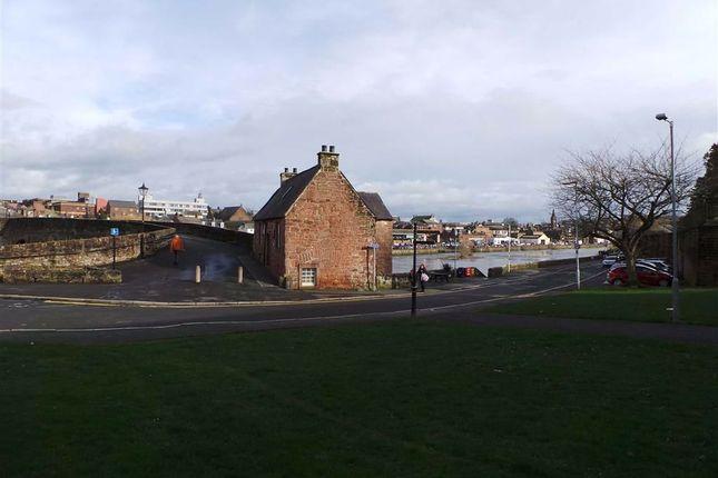 Outside of Mill Road, Dumfries DG2