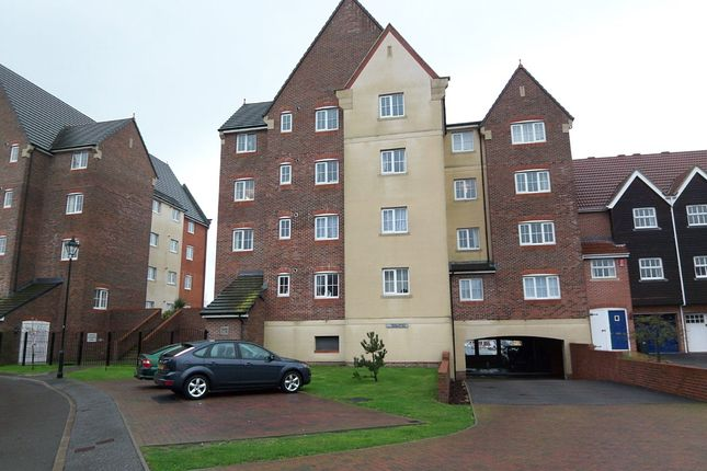 Thumbnail Property to rent in Santos Wharf, Eastbourne
