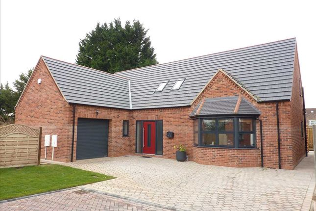 Thumbnail Detached house for sale in Healing Road, Stallingborough, Near Grimsby