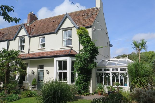 Thumbnail Semi-detached house for sale in Elmhurst, Eastertown, Lympsham, Somerset