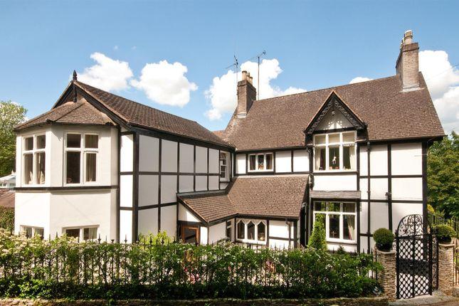 Thumbnail Semi-detached house for sale in Crippetts Lane, Leckhampton, Cheltenham