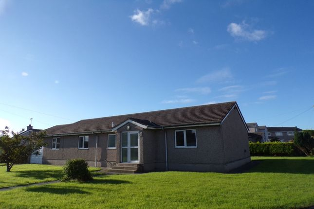 Thumbnail Bungalow for sale in Willowside Park, Haverigg, Millom