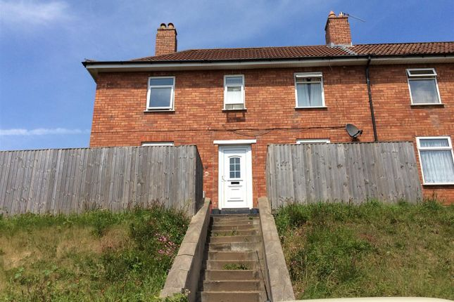 Thumbnail Semi-detached house for sale in Portway, Bristol, Gloucestershire