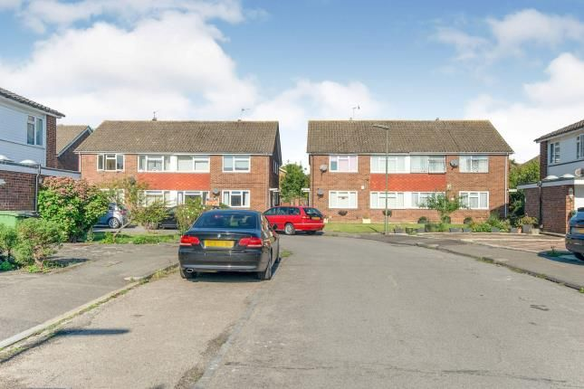 View Of The Road of Kelvin Close, Epsom, Surrey, . KT19