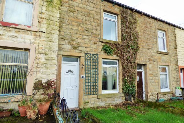 Thumbnail Terraced house to rent in Russell Terrace, Padiham, Burnley