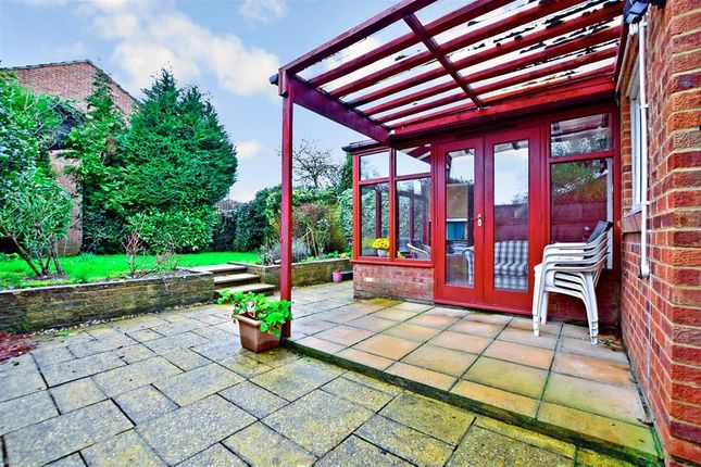 Rear Garden of Tall Trees Close, Kingswood, Maidstone, Kent ME17