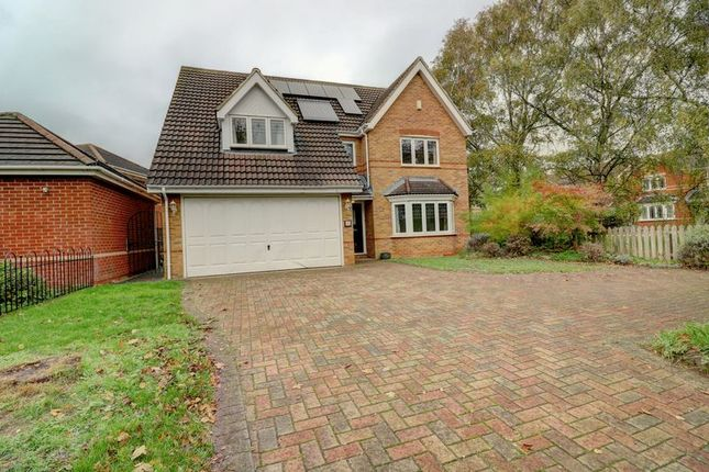 Thumbnail Detached house for sale in Frogwell Park, Chippenham