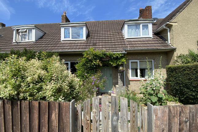 Thumbnail Terraced house for sale in Kewside, Kewstoke, Weston-Super-Mare