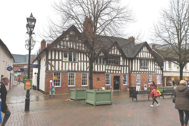 Thumbnail Restaurant/cafe for sale in High Street, 126, Solihull