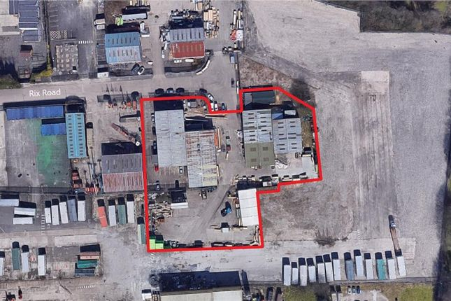 Thumbnail Industrial to let in Industrial Unit, (Formerley Murden's ), Rix Road, Hull