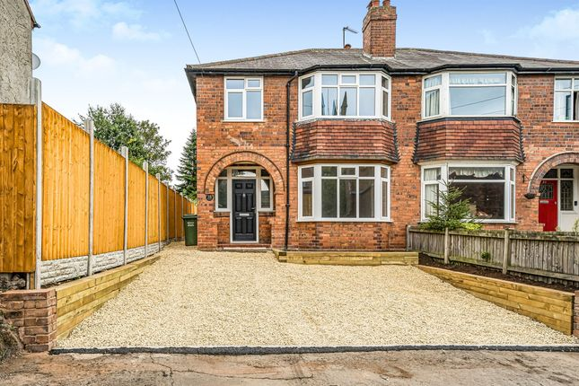 Thumbnail Semi-detached house for sale in Leswell Lane, Kidderminster