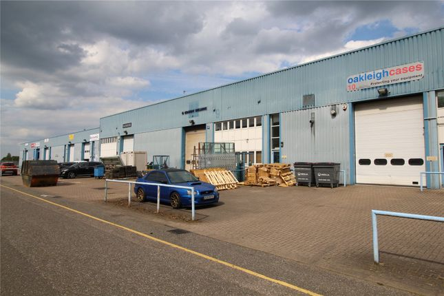 Thumbnail Light industrial to let in Summit Centre, Summit Road, Potters Bar, Hertfordshire