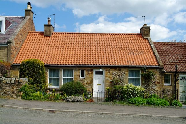 Thumbnail Cottage for sale in 17 Edgehead Road, Edgehead Village