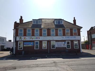 Thumbnail Commercial property for sale in 72-74 Clarence Street, Hull, East Yorkshire