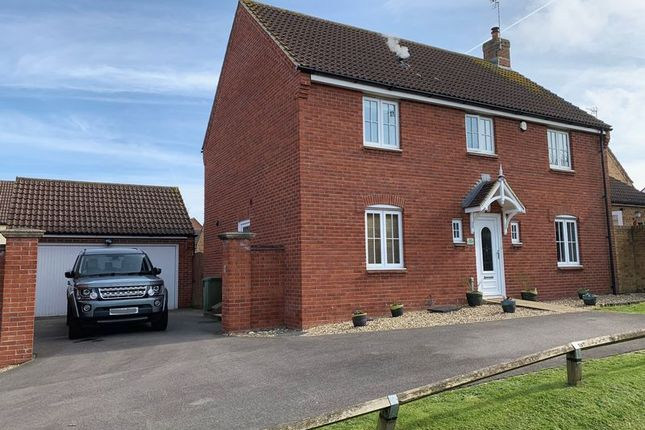 Thumbnail Detached house to rent in Shrewsbury Road, Yeovil