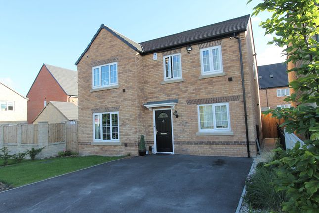 Thumbnail 4 bed detached house for sale in Broadway Drive, Barnsley
