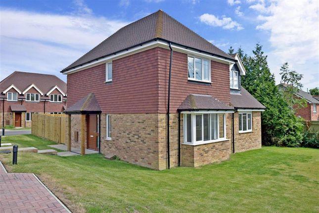 Thumbnail Detached house for sale in London Road, Ashington, West Sussex