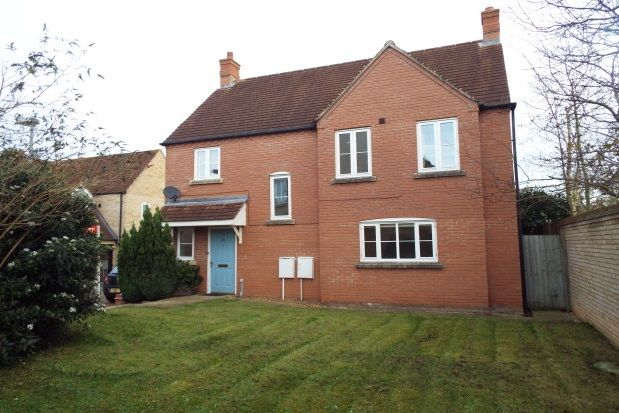 Thumbnail Property to rent in Collier Close, Ely