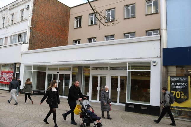 Thumbnail Retail premises to let in Grand Parade, High Street, Poole