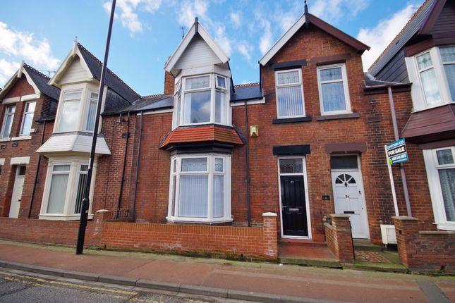 Thumbnail Terraced house to rent in Eden Vale, Sunderland