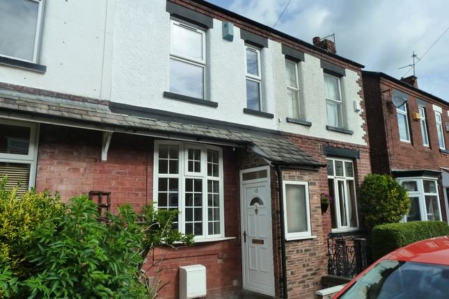 Thumbnail Terraced house to rent in Westwood Road, Great Moor, Stockport