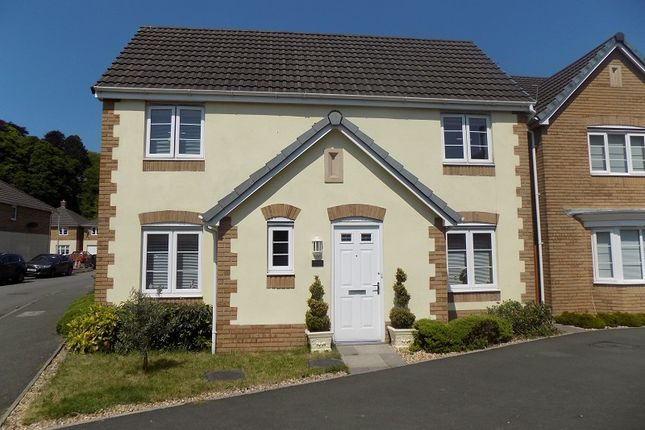 Thumbnail Detached house for sale in Ynys Y Wern, Cwmavon, Port Talbot, Neath Port Talbot.