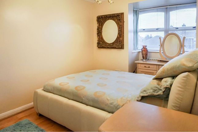 Bedroom Two of Quarries Way, Kirkby-In-Ashfield NG17