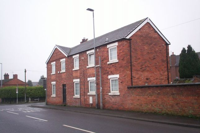 Thumbnail Terraced house for sale in Nantwich Road, Middlewich