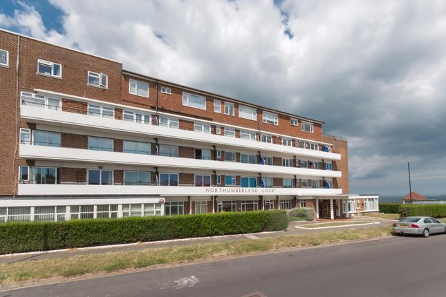 Thumbnail Flat for sale in Northumberland Avenue, Cliftonville, Margate