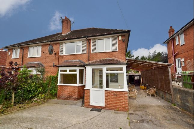 Thumbnail Semi-detached house to rent in Moor Allerton Avenue, Roundhay, Leeds