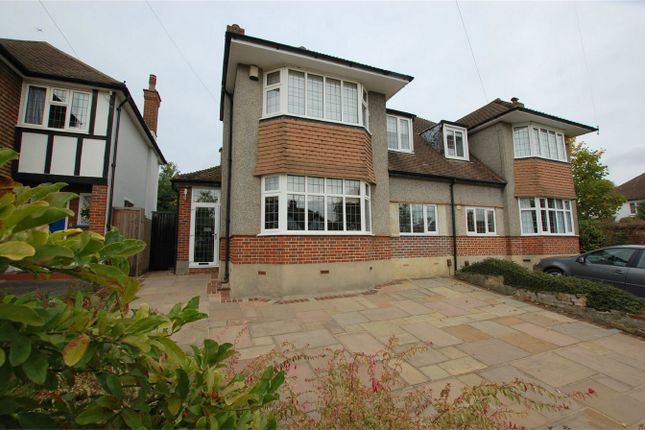 5 bed semi-detached house for sale in Hayes Hill Road, Bromley, Kent