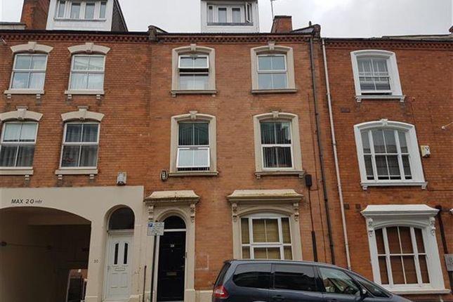 Thumbnail Flat for sale in Hazelwood Road, Northampton