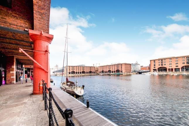 Thumbnail Flat for sale in The Colonnades, Albert Dock, Liverpool, Merseyside