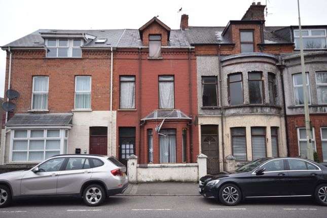 Thumbnail Terraced house to rent in Waveney Road, Ballymena