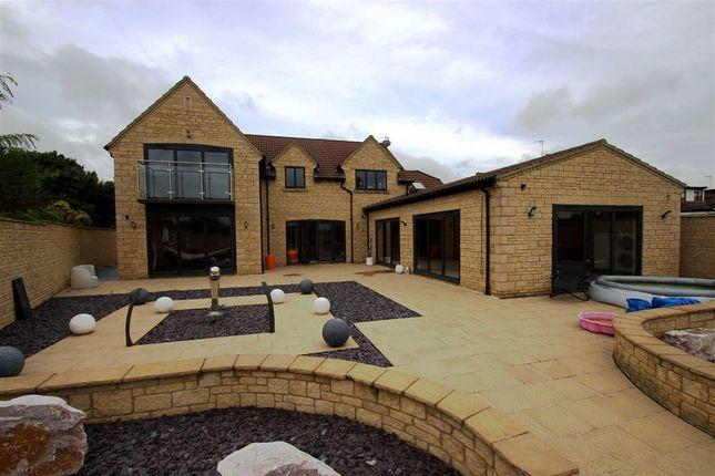 Thumbnail Detached house for sale in Beanacre, Melksham, Wiltshire