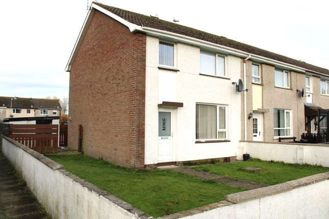 Thumbnail Terraced house to rent in Shackleton Walk, Newtownards