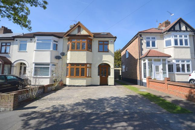 Thumbnail Property to rent in Mendip Road, Hornchurch