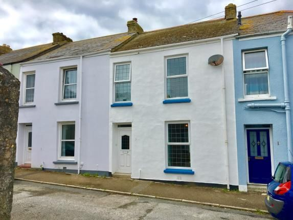 Thumbnail Terraced house for sale in Falmouth, Cornwall