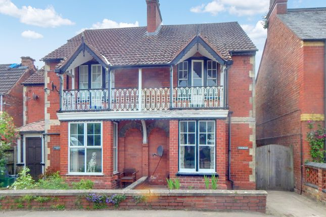 Thumbnail Semi-detached house for sale in Berkeley, Gloucestershire